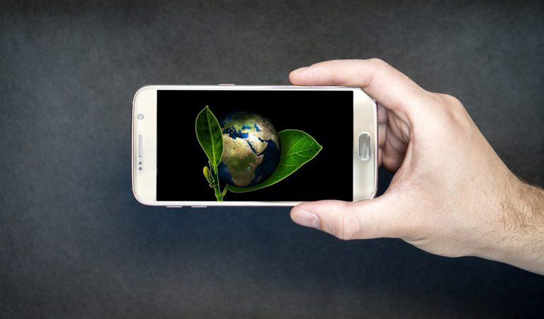 How Can Digital Technology Help in a Climate Crisis and Slow Climate Change? – Technology for the Planet